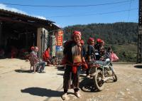 Home to Red Dzao people II